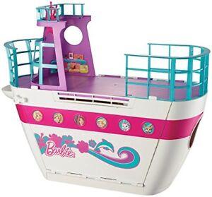 Mattel Barbie Pink Passport Cruise Ship Barbie PlaySetby Mattel
