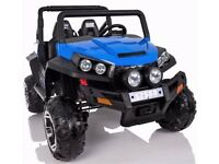 MAVERICK RS 12V 4 X 4 CHILD'S ELECTRIC RIDE ON JEEP CAR UTV