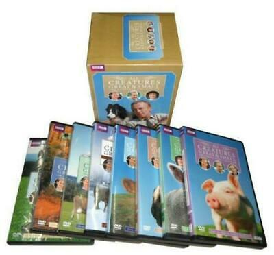 All Creatures Great and Small - The Complete Series DVD 28-Disc Set - Free Shipp