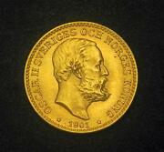 Sweden Gold Coin