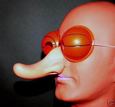 Masquerade Ball Favors (Basketball Eye Long Nose Mask B-Ball Hoopin Party Favor Sports)