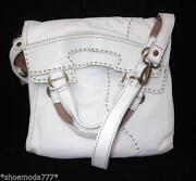 White Lucky Brand Handbag