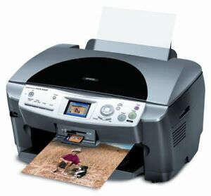 Epson Stylus Photo RX620 Printer Scanner ALL -In- One USB PC