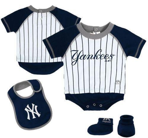 Yankees Baby Clothes Uk