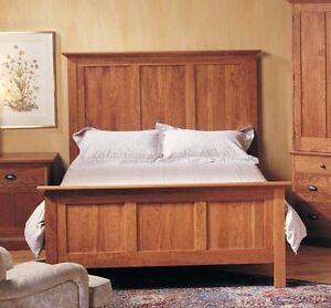 Harvest House Harbourfront Bedroom Set - Solid Cherry