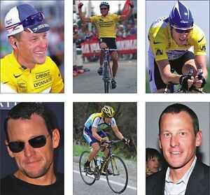 Lance-Armstrong-Tour-De-France-Cycling-Postcard-Set