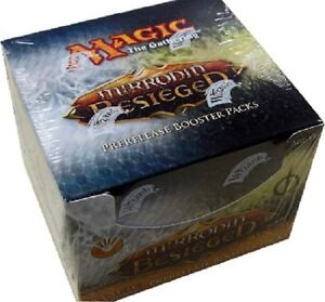 MTG MAGIC MIRRODIN BESIEGED FACTION BOOSTER BOX NEW