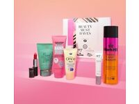 BOOTS BEAUTY MUST HAVES / No7 / Soap & Glory / Mark Hill / Champneys etc