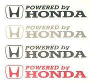 Honda Civic Stickers