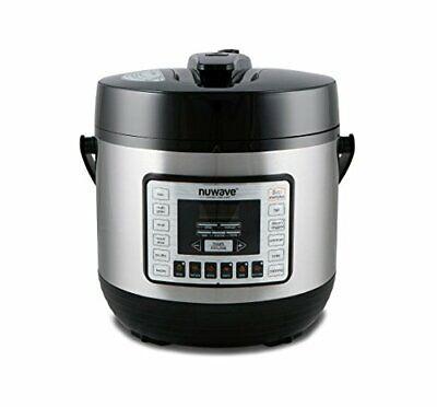 Nu Wave 33101 Nutri-Pot Pressure Cooker, 6 quart, (Wave Pot)