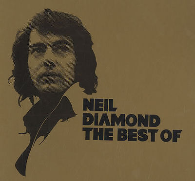 NEIL DIAMOND - The Best Of (Greatest Hits) - 21 Tracks - CD - NEUWARE