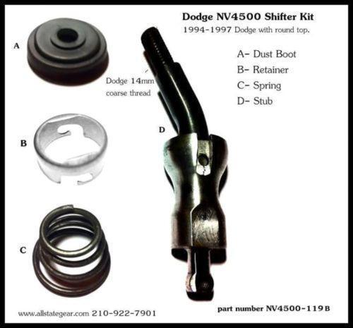 Nv4500 Shifter Ebay