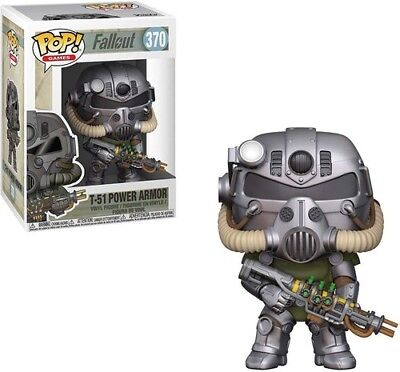 Toy Armor (FUNKO POP! GAMES: Fallout - T-51 Power Armor [New Toy] Vinyl)