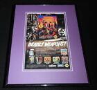 Double Dragon Video Game Memorabilia