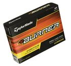 Burner Yellow Golf Balls