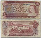 Circulated Bank of Canada Paper Money