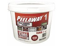 Barrettine PeelAway 1 Paint Stripper Removal System - 15kg [REMOVES UP TO 32 COATS]