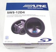 Alpine Subwoofers 12