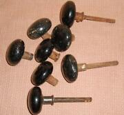 Antique Door Knobs Lot