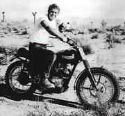 Triumph TR6 Motorcycle