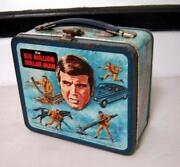 Six Million Dollar Man Thermos