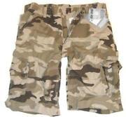 Mens Cargo Shorts 34W