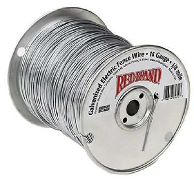 Keystone Steel Wire 85610 14 Mile 14 Gauge Electric Fence Wire