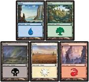 MTG Foil Basic Land