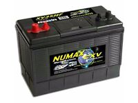 Numax CXV35MF Sealed Leisure Battery 12V 120Ah 1100MCA 500 Cycles XV35MF