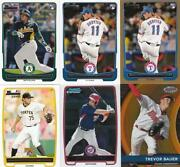 2012 Bowman Chrome Master Set