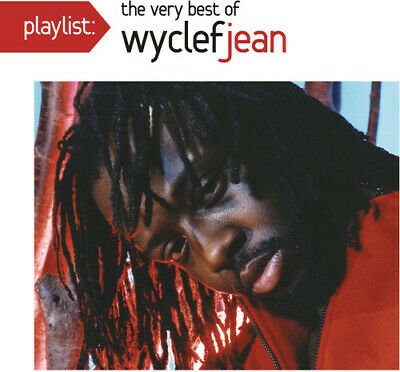 Playlist: The Very Best of Wyclef Jean (CD, Jan-2012, Columbia) *NEW* FREE