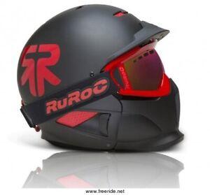 Ruroc RG1 MEDIUM ski helmet full face