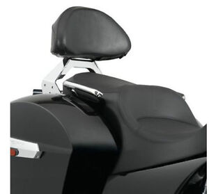 CHROME LOCK & RIDE PASSENGER BACKREST BY VICTORY® MOTORCYCLES 28