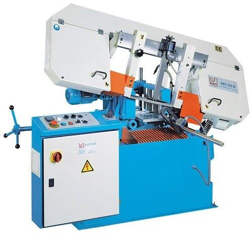 Brand New Knuth Horizontal Fully Automatic Band Saw - Abs 320b