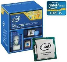 BRAND NEW Intel® Core™ i5-4460 Processor up to 3.40GHz Wollongong 2500 Wollongong Area Preview