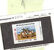 Wyoming Duck Stamps