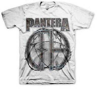 PANTERA 81 MUSIC GROOVE HEAVY THRASH GLAM METAL ROCK BAND SHIRT - Pantera Rock Music Band