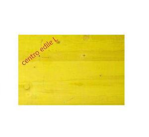 Pannello giallo tavole carpenteria spess cm 2 5 tutte le - Tavole da carpenteria prezzi ...