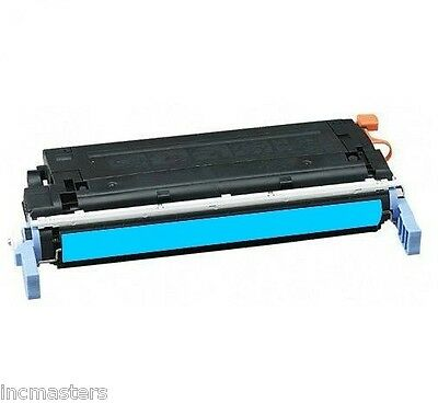 HP 641A HP C9721A CYAN Toner  Cartridge HP 4600 HP 4650 Series ()