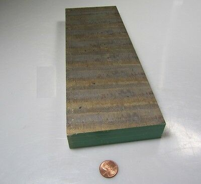 932 Sae 660 Bearing Bronze Bar 34 Thick X 4.0 Wide X 1 Foot Length