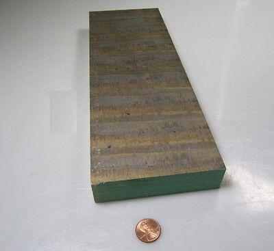 932 Sae 660 Bearing Bronze Bar 34 Thick X 4.0 Wide X 1 Foot Length