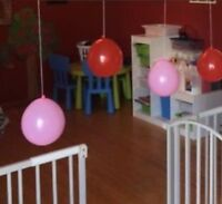 St James daycare has 2 full time openings