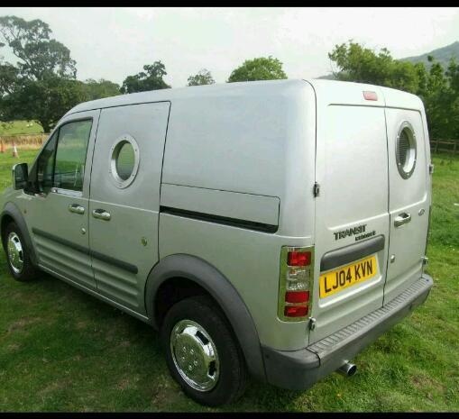 Ford Transit Connect Camper Brand New Conversion