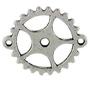 20Pcs-Tibetan-Silver-wheel-gear-connectors-T17030