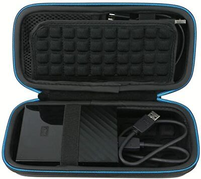Hard Case Bag for Western Digital WD 1TB 2TB 3TB 4TB My Passport Elements