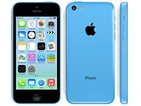 iPhone 📱 5c with Apple case *unlocked*