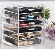 6 draw acrylic make up organizer Gungahlin Gungahlin Area Preview