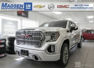 2019 Gmc Sierra 1500 DENALI 4WD CREW CAB 4 DOOR - ULTIMATE PACKA