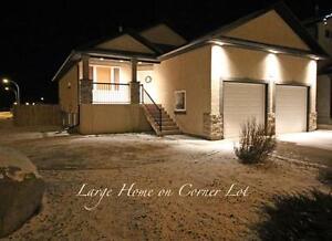 Great family home close to Lake in Taber...