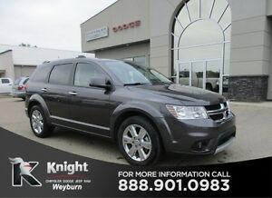 2014 Dodge Journey R/T Heated Leather Sunroof NAV Touchscreen